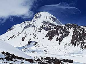 MOUNTAIN KAZBEK