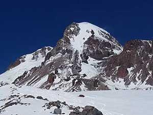 MT. KAZBEK 5054M.