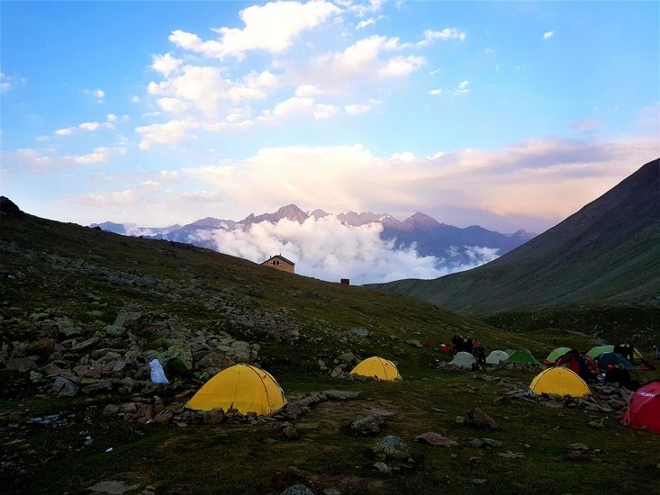 Sabertse camp