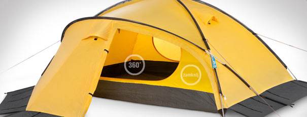 Tent for camp