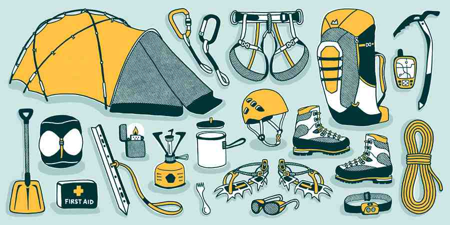 What equipment and dress we need to climb Mt. Kazbek