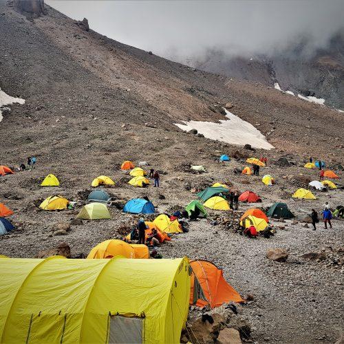 Betlemi hut camping