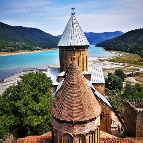 Ananuri monastery