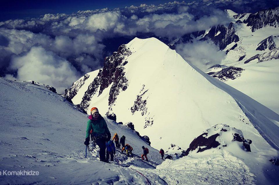 Kabek peak