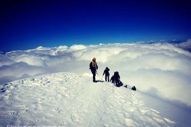 Gudauri-Mount Kazbek