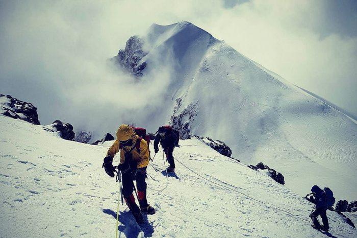 Aragats Kazbek Elbrus