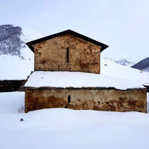 Lomisa Ski touring