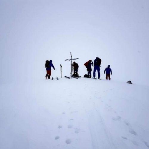 Svaneti ski touring