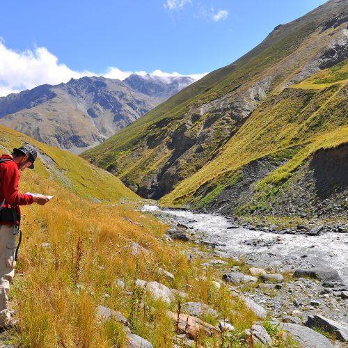 Trekking tour in Tusheti