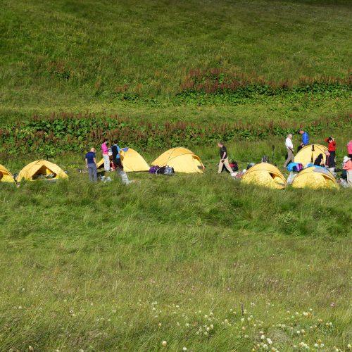 Camp Tusheti