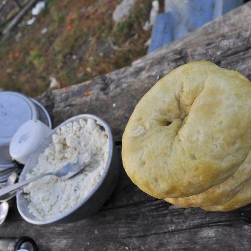 Tusheti food