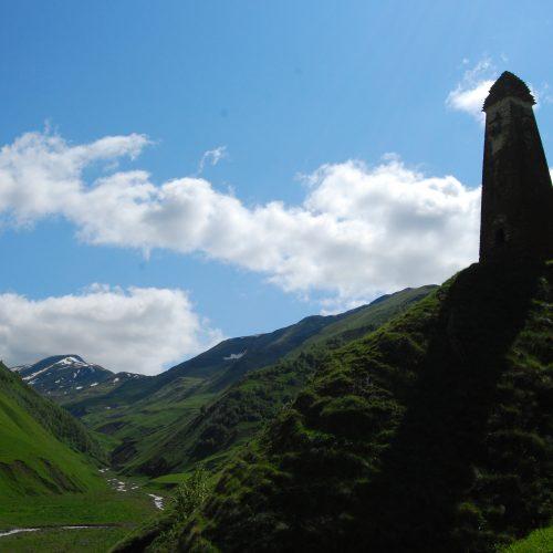 Tushetian tower