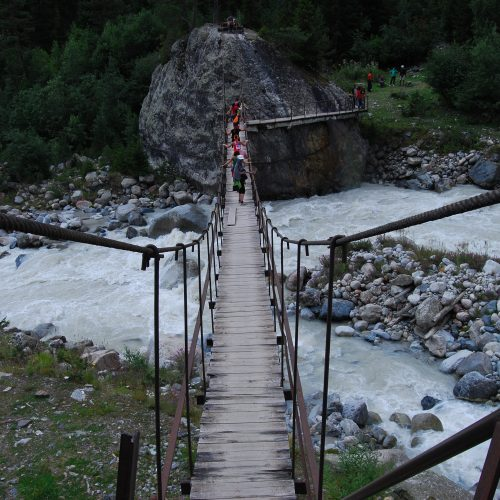 Bridge svaneti