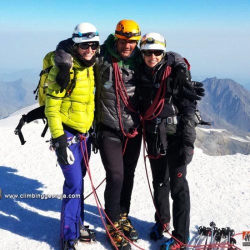 kazbek summit