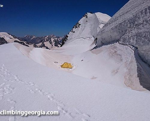 Climbing Georgia