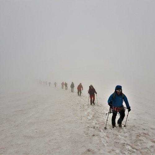 Mount Kabek Climbing