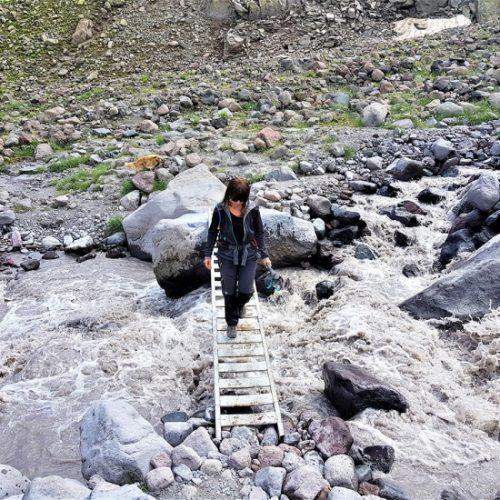 Kazbek road