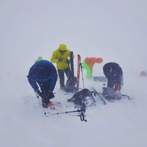 Ski tour Armenia
