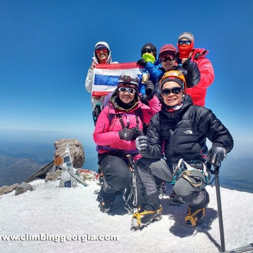 Kabek summit