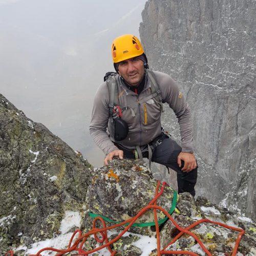 Mount Javakhishvili