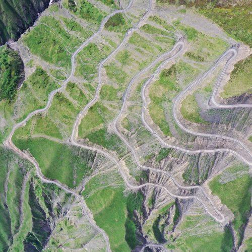 Tusheti road