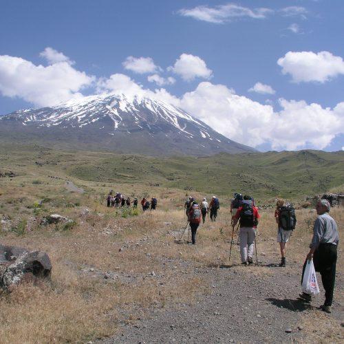 Ararat trekking