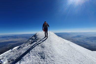 Ararat besteigung
